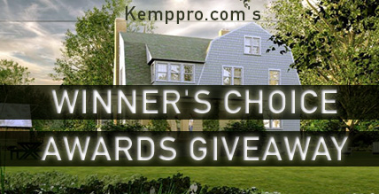 Kemppro.com's WINNER'S CHOICE AWARDS